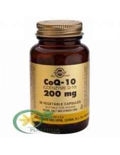Coenzima Q10 200mg 30cps Solgar, Coenzima Q10 200mg 30cps Solgar COENZIMA Q-10 (CoQ-10) se regaseste in fiecare celula din plant