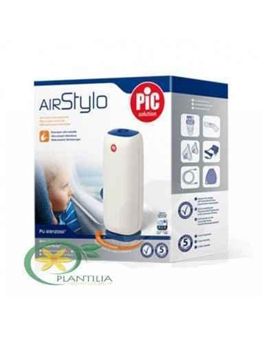 Nebulizator cu compresor Air Stylo Pic Artsana AirStylo este un dispozitiv medical care transforma medicamentele din lichid sau