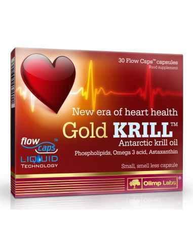 Gold Krill 30 capsule Darmaplant