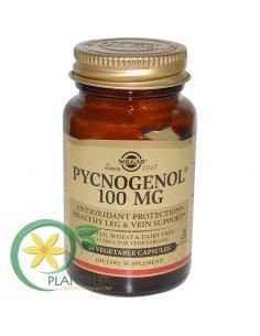 Pycnogenol 100mg 30cps Solgar, Pycnogenol 100mg 30cps Solgar Pycnogenol este un extract din scoarța pinului mediteranean (Pinus