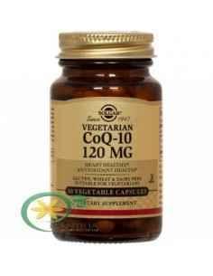 Coenzima Q10 120mg 30cps Solgar, Coenzima Q10 120mg 30cps Solgar COENZIMA Q-10 (CoQ-10) se regaseste in fiecare celula din plant