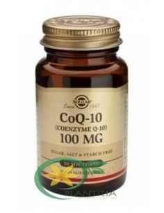 Coenzima Q10 100mg 30cps Solgar