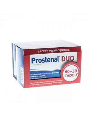 Prostenal Duo 60cpr+30cpr gratis Walmark, Prostenal Duo Contribuie la funcționarea normală a prostatei, sprijinind funcția urina