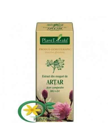 Extract din Muguri de Artar 50ml PlantExtrakt, Extract din Muguri de Artar 50ml PlantExtrakt Extractul gemoterapic este obţinut