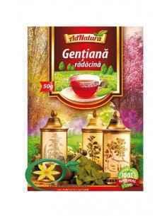 Ceai Gentiana Radacina 50g AdNatura