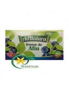 Ceai Frunze de Afin25 plicuri AdNatura