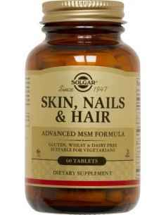 Skin Nails And Hair Formula 60tb (Pentru piele, unghii si par) SOLGAR