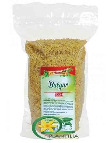 Bulgur 500g AdNatura, Bulgur 500g AdNatura Bulgurul este un ingredient care se gătește similar cu orezul sau cușcușul. Se poate