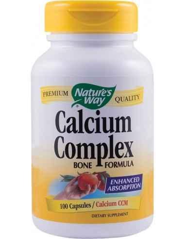 Calcium Complex Bone Formula Formula complexa de vitamine si minerale cu proprietati superioare, care asigura o absorbtie eficie