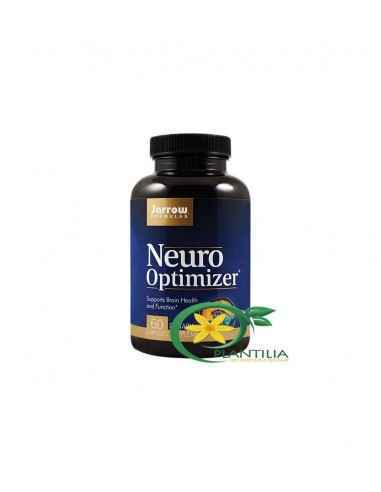 Neuro Optimizer 60 cps Secom, Neuro Optimizer 60 cps Jarrow Formulas Ajuta lacresterea capacitatii de invatare, memorare si red