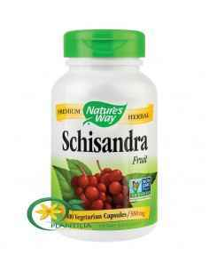 Schisandra 580mg 100 capsule Nature's Way