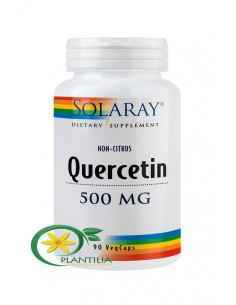 Quercetin 500mg 90cps Secom Solaray
