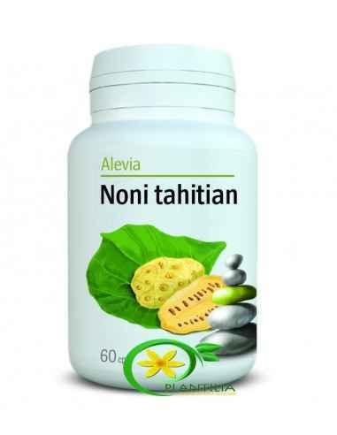 Noni Tahitian 60 cpr Alevia Oferă energie, vitalitate și rezistenţă la stres și boli persoanelorsănătoase sau cu diferite tulbur