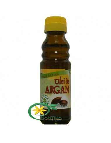 Ulei de argan 100ml Herbavit, Ulei de argan presat la rece 100 ml Herbavit Ulei extra virgin presat la rece, extras din seminţel