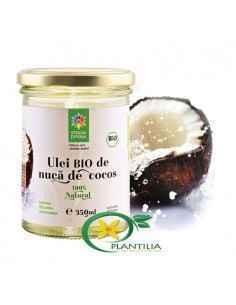 Ulei cocos 350 ml BIO Steaua Divina