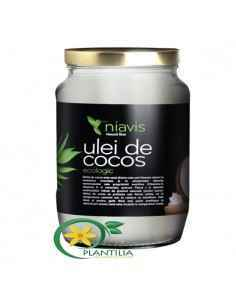 Ulei de Cocos Virgin Ecologic (BIO) 565ML/450GR