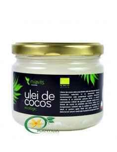 Ulei de Cocos Virgin Ecologic (BIO) 565ML/450GR