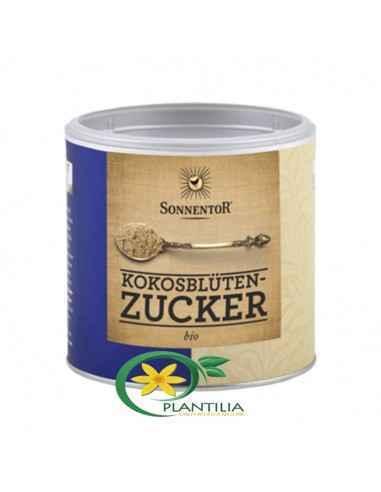 Zahar din Flori de Cocos Bio 300 g Sonnentor Produs obtinut din agricultura ecologica! Zahărul din flori de cocos este obținut d