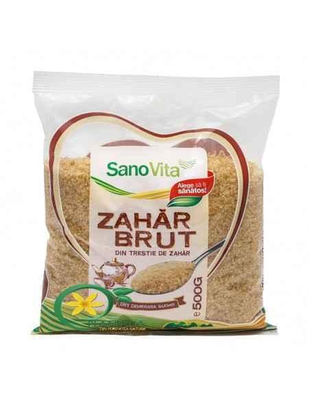 Zahar Brut 500g Sanovita