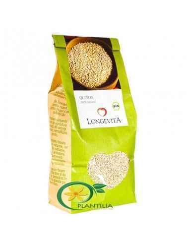 Quinoa Bio 500g Longevita, Quinoa Bio 500g Longevita Contine toti aminoacizii esentiali care se regasesc si in carne (izoleucina