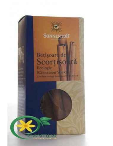 Betisoare Scortisoara Bio Ceylon Sonnetor, Betisoare Scortisoara Bio Ceylon Sonnetor  In bucătărie se foloseşte la prepararea de