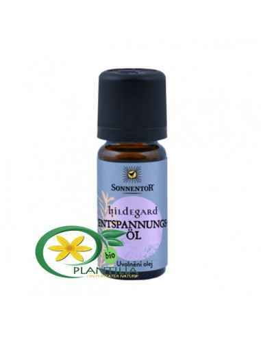 Ulei Esential Bio Relaxant Sonnentor,  Ulei Esential Bio Relaxant Sonnentor Amestec aromatic de uleiuri esențiale naturale 100%