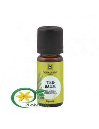 Ulei Esential Bio Tea Tree Sonnentor,    Ulei Esential Bio Tea Tree Sonnentor Ulei esential obtinut prin distilarea cu aburi din