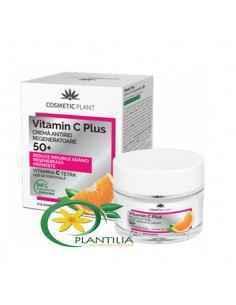 Crema Antirid Regeneratoare 50+ Cosmetic Plant