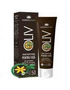 Crema Protectoare Fata SPF50 Cosmetic Plant