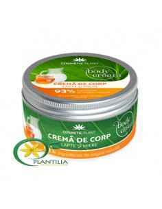 Crema Corp cu Lapte si Miere Cosmetic Plant