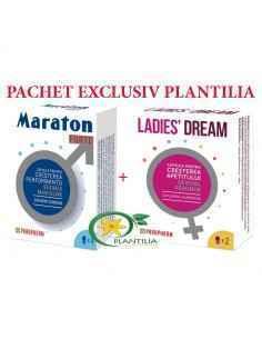 Maraton forte 4 cps + Ladies Dream 2 cps Parapharm