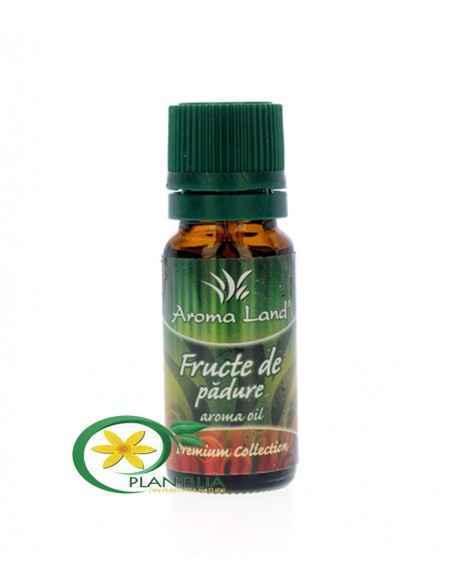 Ulei Aromaterapie Fructe de Padure 10 ml Aroma Land