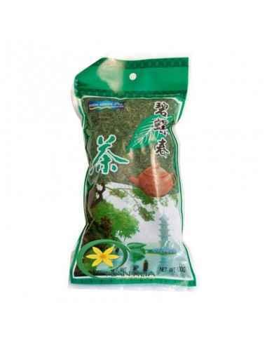 Ceai Verde 100g L&L Ceaiul verde este cunoscut si folosit in Asia de sute de ani pentru proprietatile sale pline de sanatat