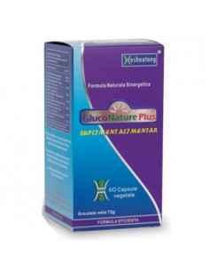 GlucoNature Plus (diabet de tip 1) 60cps Darmaplant