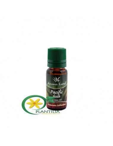 Ulei Parfumat Pacific Fresh 10ml Aroma Land Folosirea uleiului parfumatPacific Fresh creează în căminul dumneavoastră o