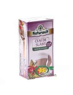 Ceai de Slabit 20 plicuri Naturavit