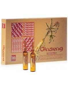 Lotiune contra caderii parului cu Ginseng 12 fiole Bes Beauty & Science