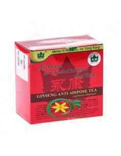Ceai Antiadipos cu Ginseng 30 plicuri Yong Kang