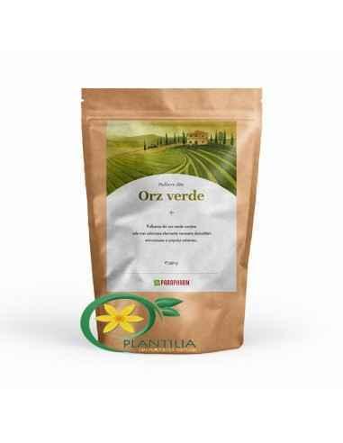 Orz verde 250g Parapharm, Orz verde 250g Parapharm Orzul verde este cea mai bogata sursa de hrana verde, aducand un aport pretio