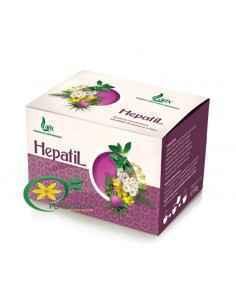 Ceai HepatiL 40 plicuri Larix