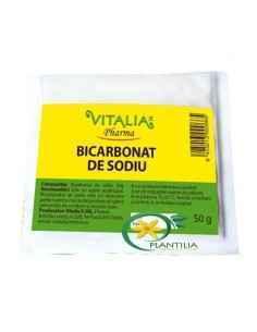 Bicarbonat de Sodiu 50g Vitalia