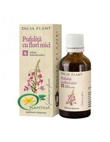 Tinctura Pufulita 50ml Dacia Plant  Produsul este dedicat menținerii sănătății prostatei.