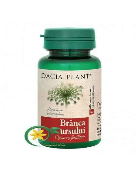 Branca Ursului 60 cpr Dacia Plant