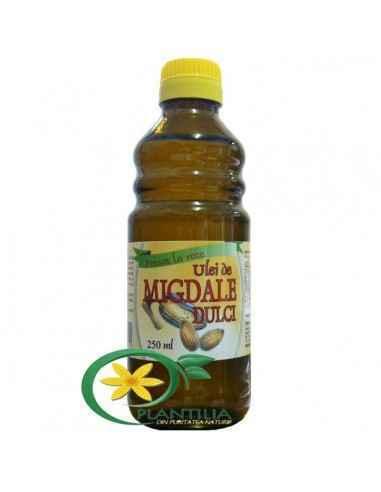 Ulei migdale dulci presat la rece 250ml Herbavit