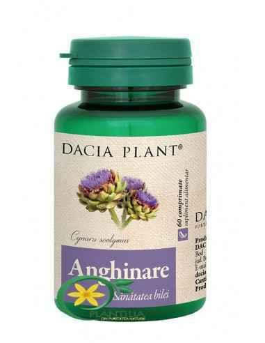 Anghinare 60 cpr Dacia Plant, Anghinare 60 cpr Dacia Plant Anghinare comprimate este recomandat pentru funcţionarea normală a si
