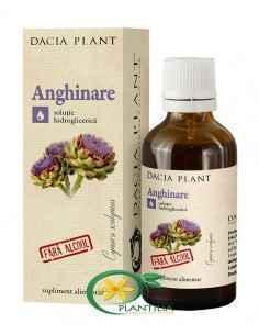 Anghinare Tinctura fara Alcool 50 ml Dacia Plant