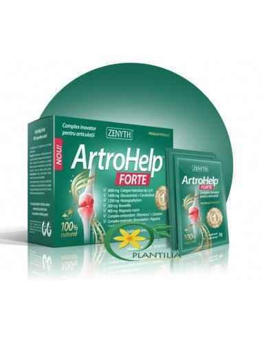 Artrohelp Forte 14 plicuri, Artrohelp Forte14 plicuri Zenyth Pharmaceuticals Produsul este recomandat varstnicilor, persoanelor