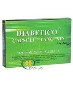Diabetico 18 capsule Cici Tang
