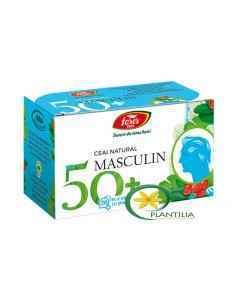 Ceai Masculin 50+ 20 plicuri Fares