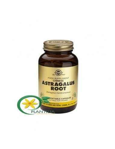 Astragalus 100cps Solgar Extractul din rădăcină de Astragalus (Astragalus membranaceus) este utilizat în mod tradițional pentru
